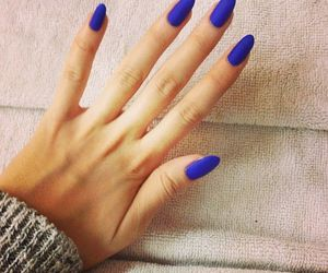 blue, pretty, and girly image
