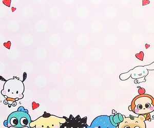 cinnamoroll, xo, and hangyodon image