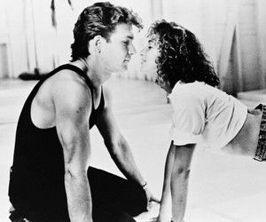 dirty dancing, baby, and movie image