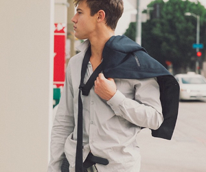 cameron dallas, boy, and Hot image