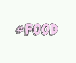 food, overlay, and pink image