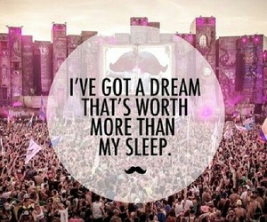 dreams, life, and moustache image
