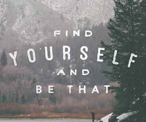 quotes, yourself, and life image