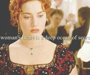 titanic, quotes, and rose image