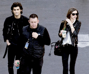 zayn malik, louis tomlinson, and eleanor calder image