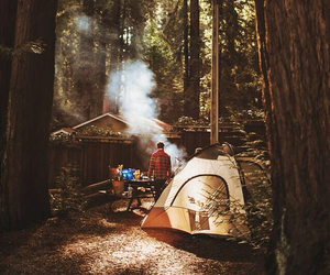 camp, free, and hippie image