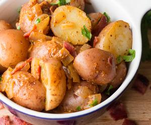 potato and salad image