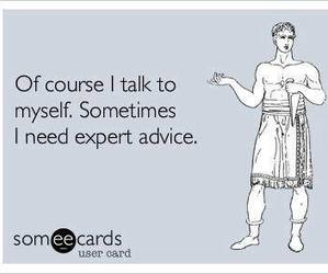 expert, funny, and advice image
