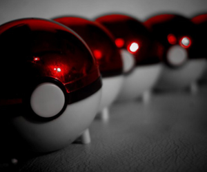pokemon and pokemon balls image