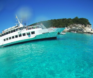corfu, antipaxos, and Greece image