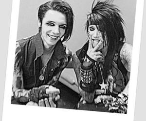black veil brides and ashley purdy image