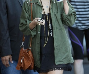 vanessa hudgens, outfit, and style image