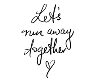 together, love, and quotes image