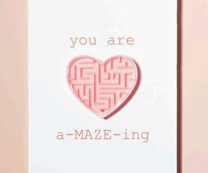 heart and maze image