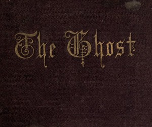 book and ghost image