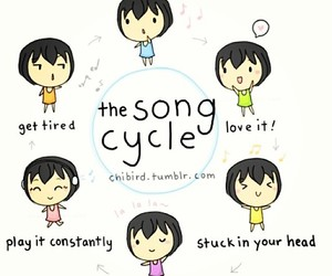 song, music, and cycle image
