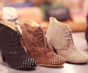boots, studs, and fashion image