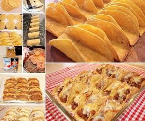 food, diy, and tacos image