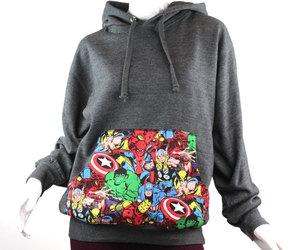 comic, hoodie, and sweatshirt image