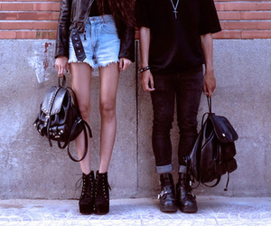 grunge, hipster, and style image