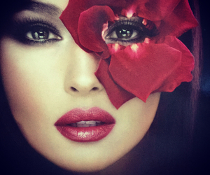 beautiful, redlips, and dior image