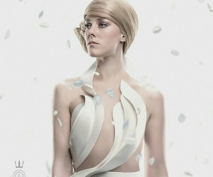capitol, johanna, and hunger games image