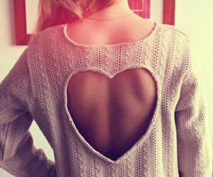 awesome, beauty, and heart image