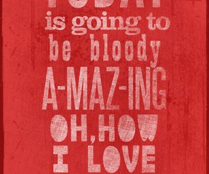 today, amazing, and quote image
