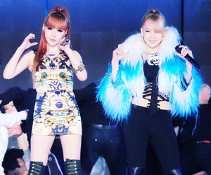 2ne1, asian girls, and beauty image