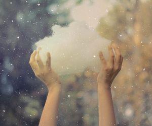 beautiful, magical, and cloud image