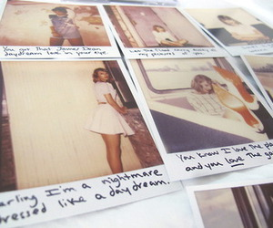 1989, polaroid, and song image