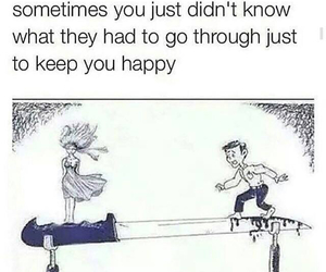 man, effort, and happy image