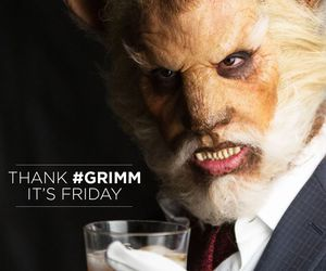 friday, grimm, and tv image