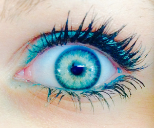 colour, cool, and eyes image