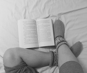 book, cozy, and morning image