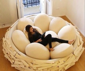 bed, cool, and diy image
