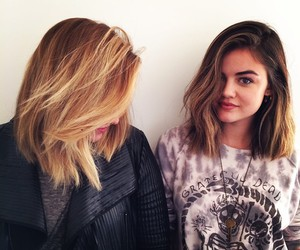 lucy hale, hair, and pretty little liars image