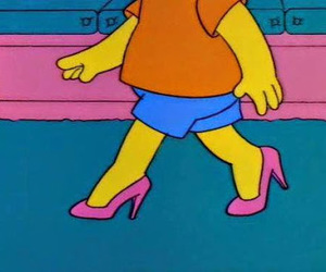 bart, the simpsons, and simpsons image