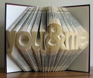 book, you, and love image