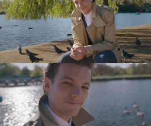 louis tomlinson and night changes image