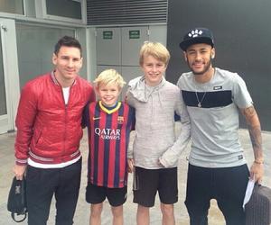 messi and neymar jr image