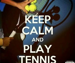 keep calm, quotes, and play image