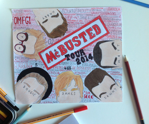 busted, danny jones, and McFly image