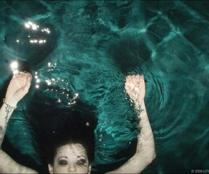 photography, tattoo, and underwater image