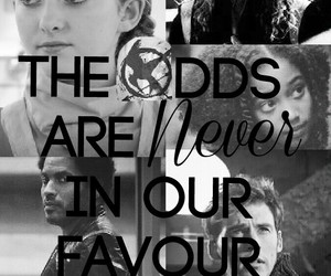 prim, rue, and the hunger games image