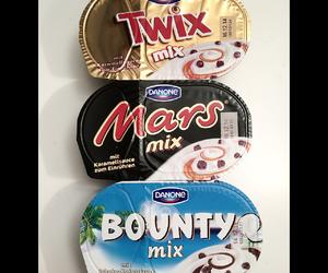 caramel, danone, and mars image