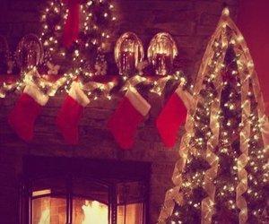 christmas, new year, and xmas tree image