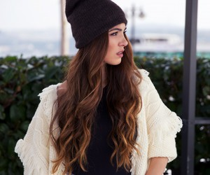 beauty, negin, and blogger image