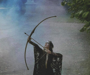 archer and arrow image