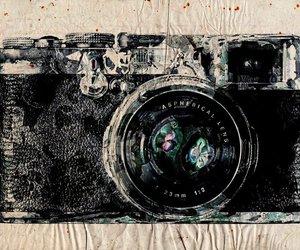 camera and fuji x100 image